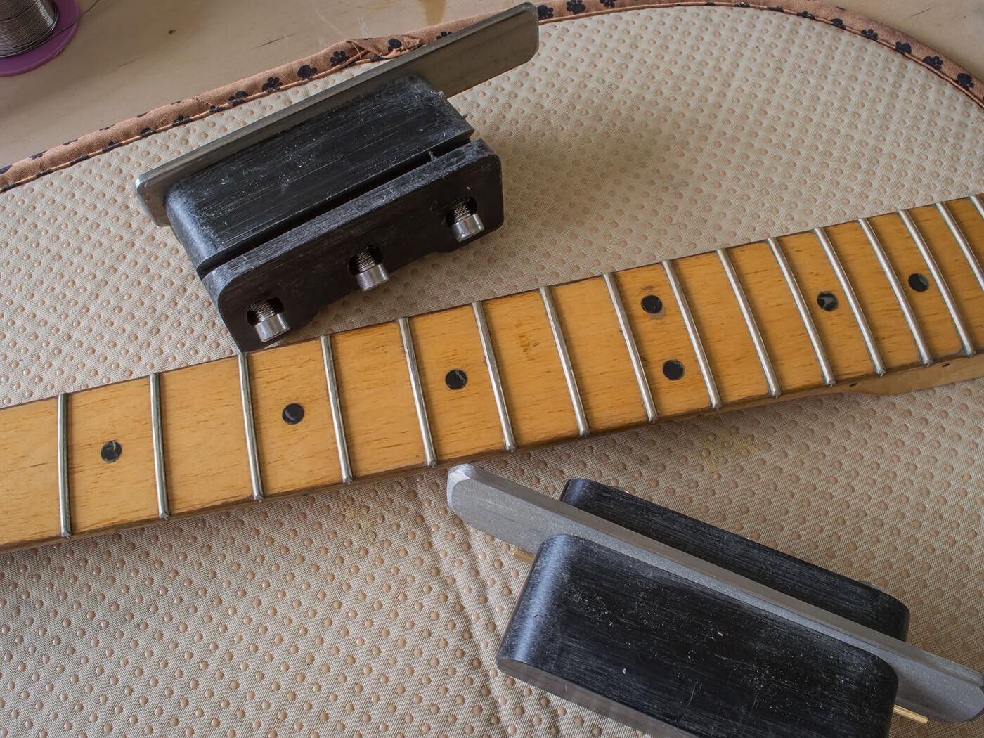 Eric Clapton's Stratocaster Restoration 8