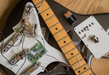 Eric Clapton's Stratocaster Restoration