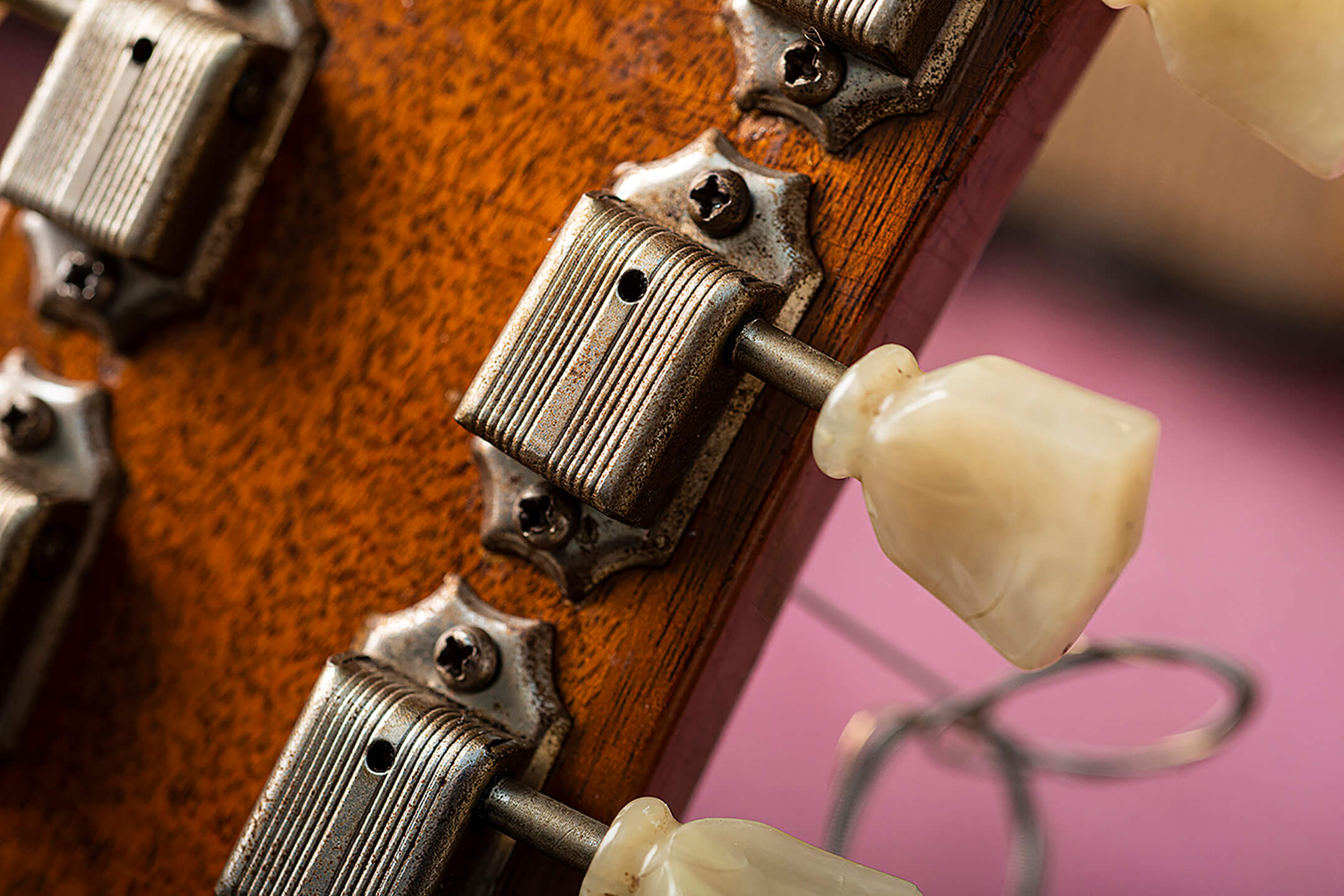Eddie Tatton's 1953 Gibson Les Paul Goldtop