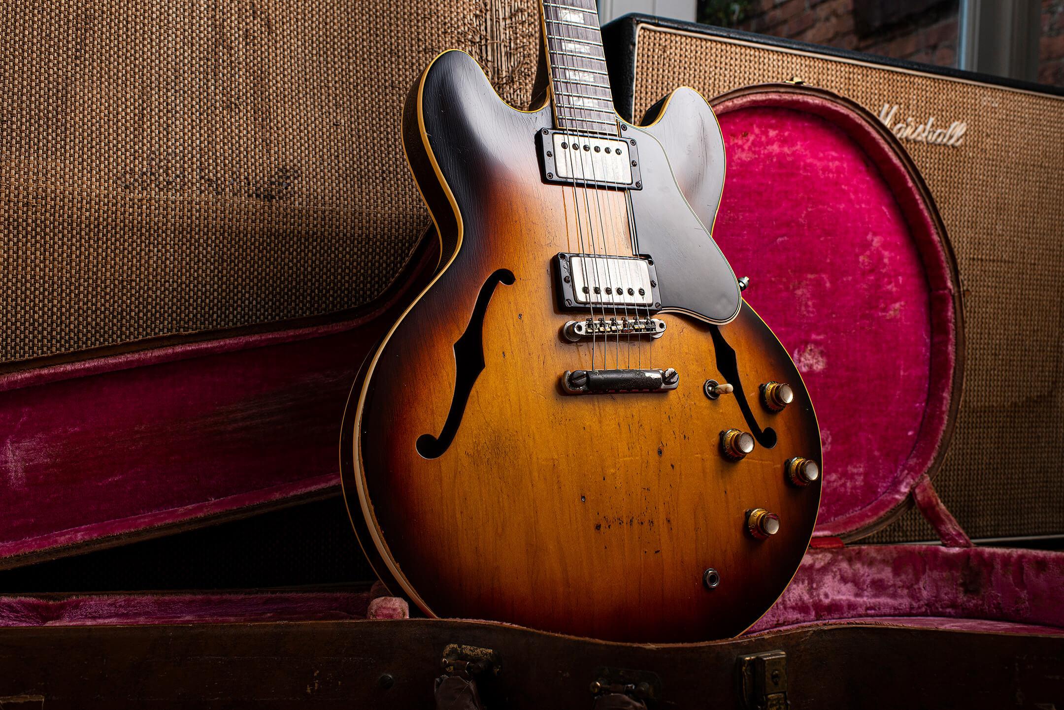 Eddie Tatton's 1964 Gibson ES-335