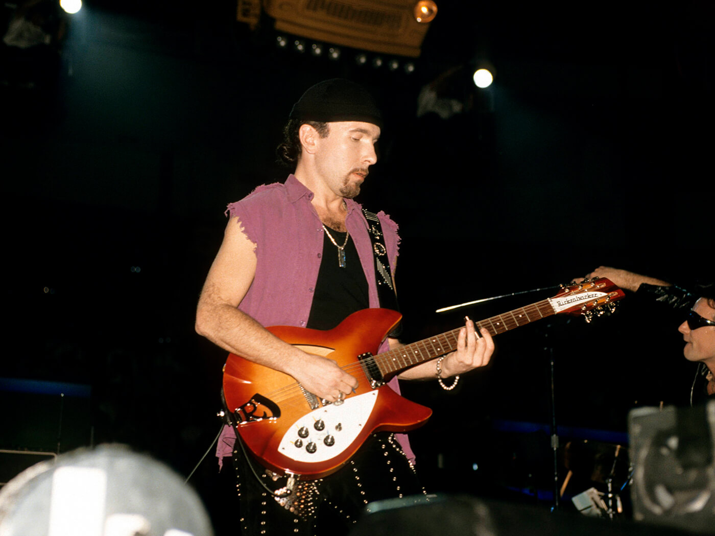 The Edge of U2