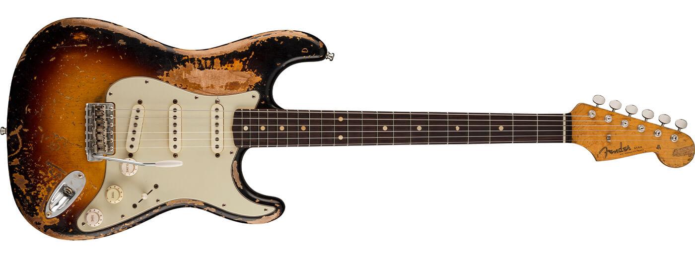 Fender Custom Shop Mike McCready 1960 Stratocaster