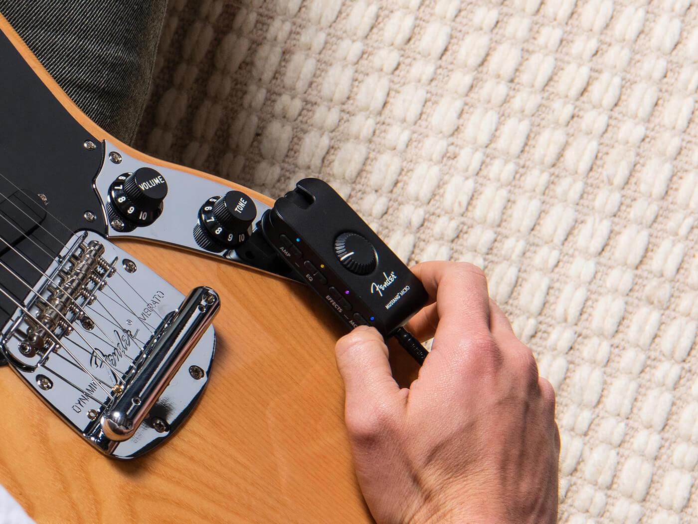 Fender Mustang Micro