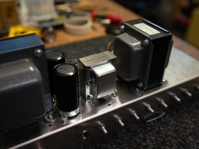Amplifier chokes