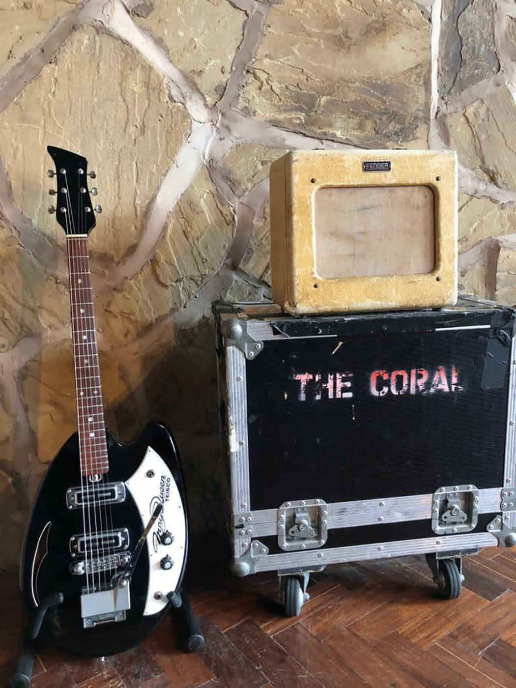 James Skelly's Gear
