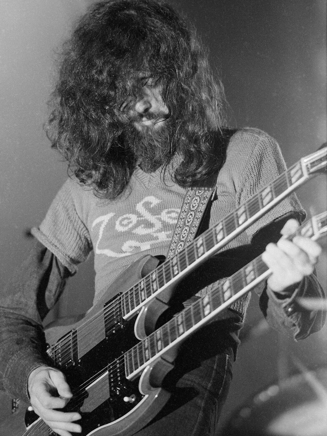 Jimmy Page in 1971