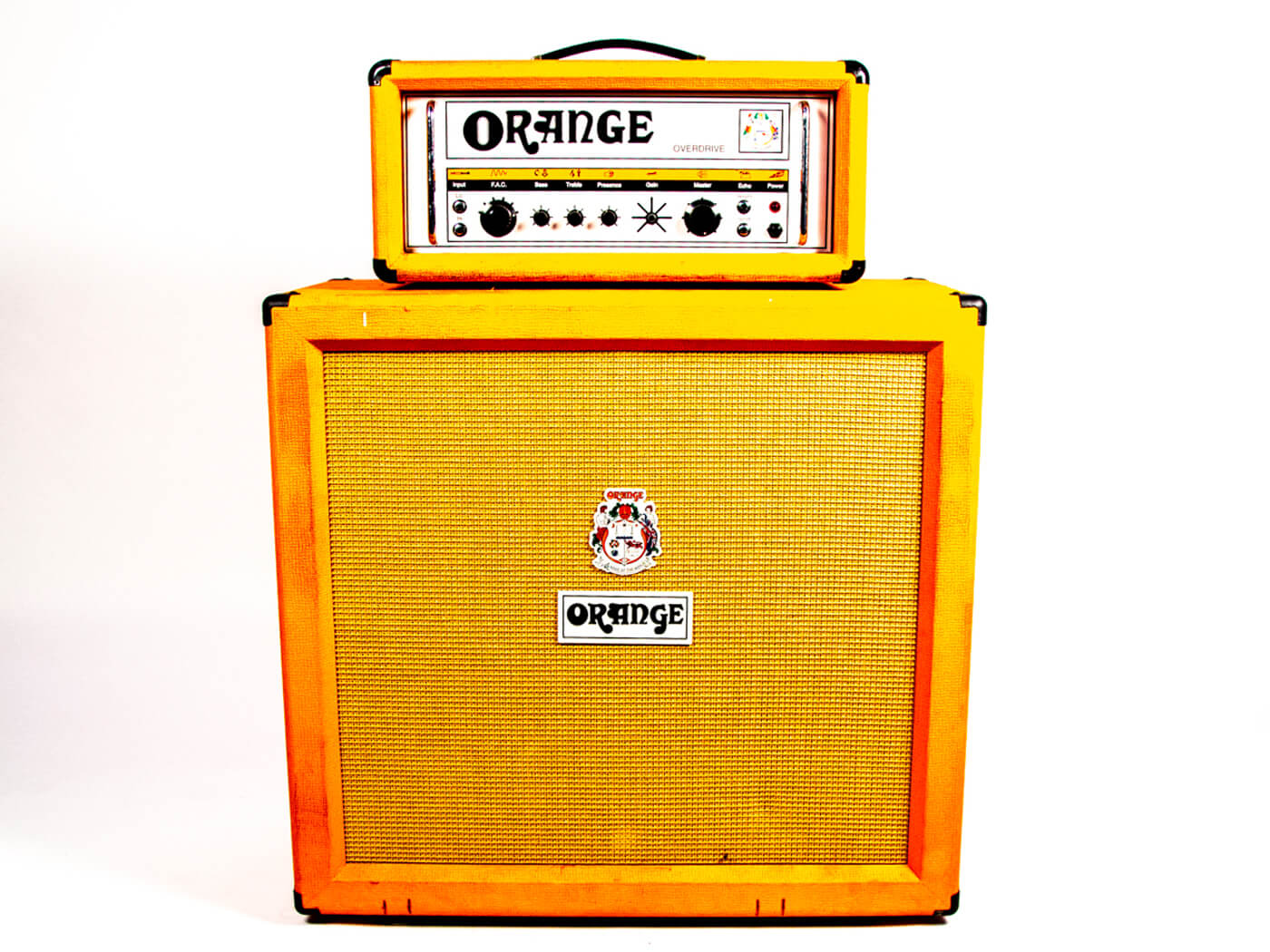Mark Hoppus Reverb Store Orange OD120