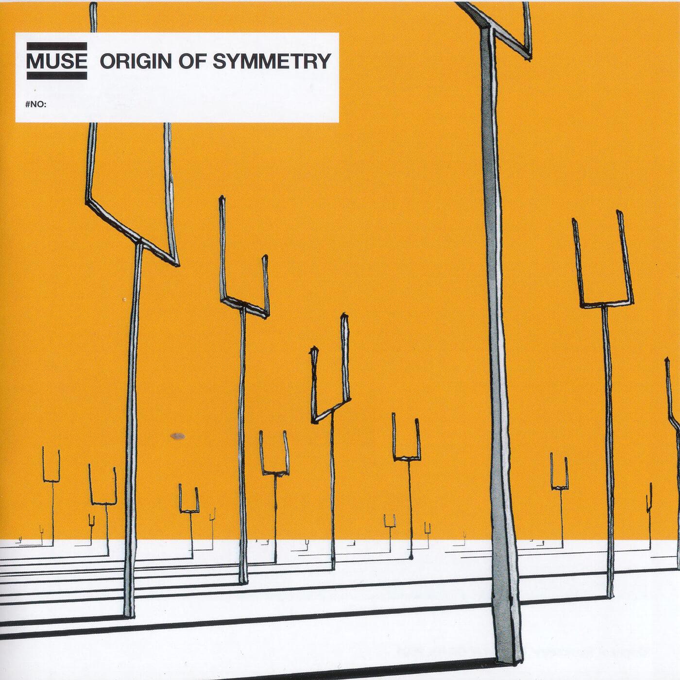 Nuse - Origin Of Symmetry
