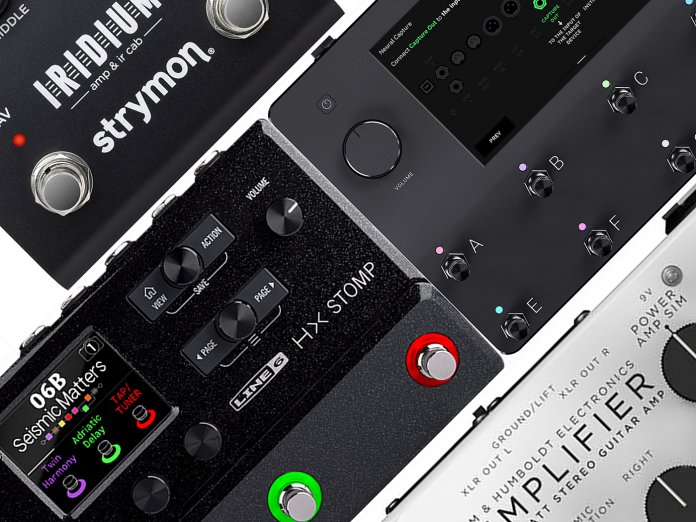 Pedalboard Amps 2021