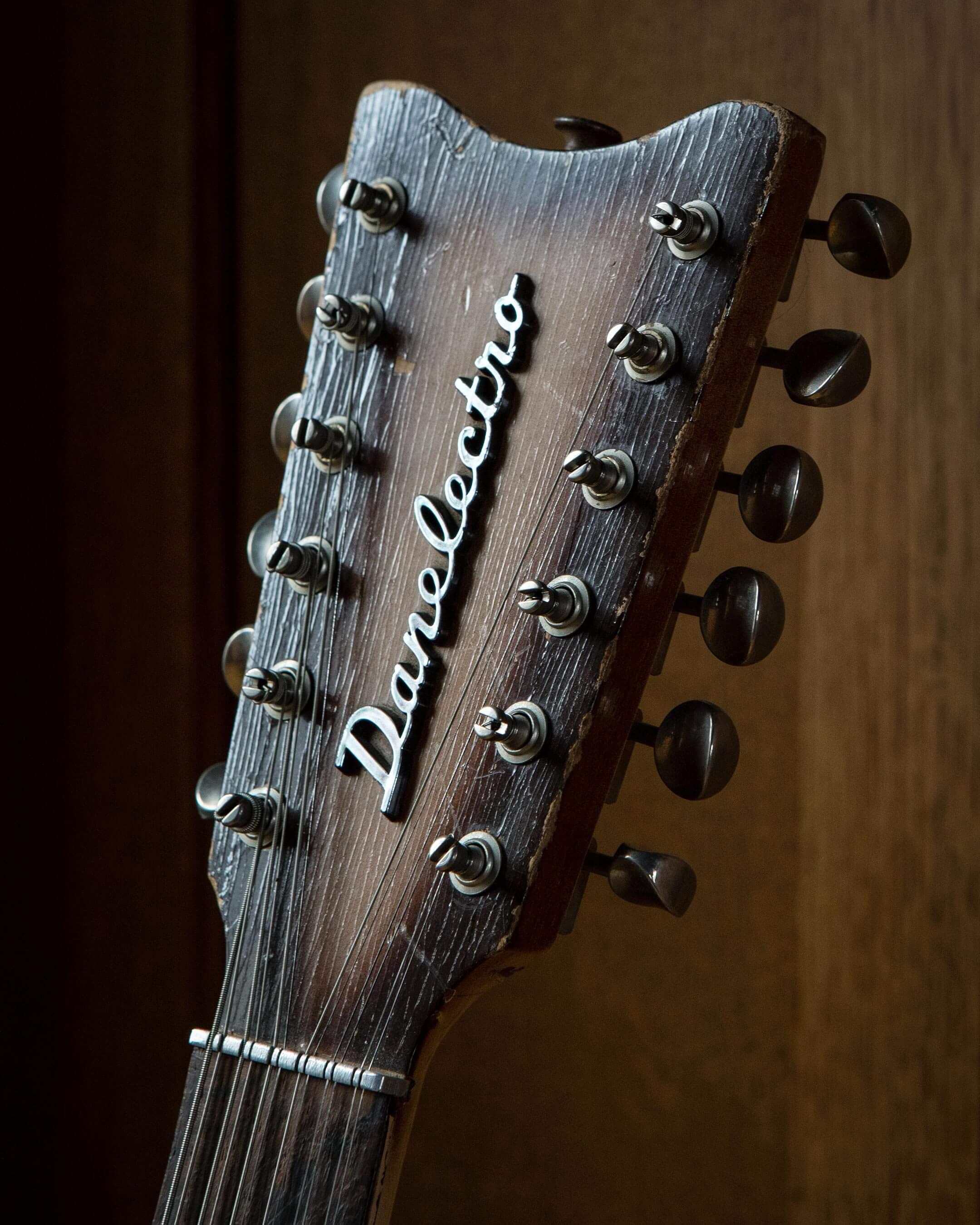 Teenage Fanclub's Danelectro 12-string