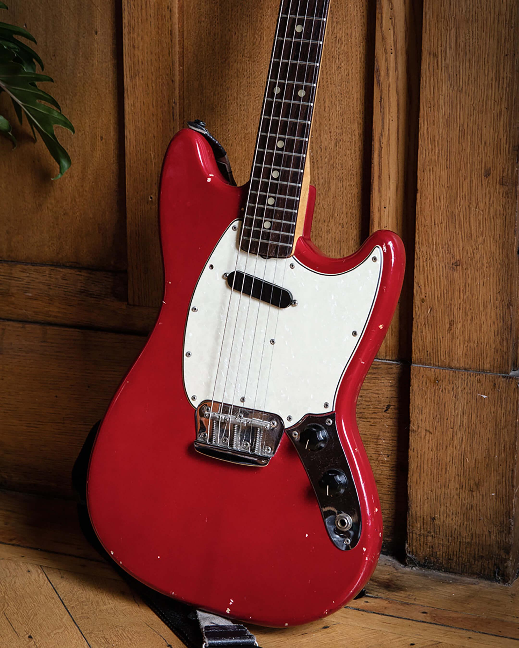 Teenage Fanclub's Fender Musicmaster