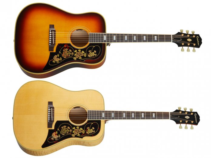 Epiphone's made-in-USA Frontier