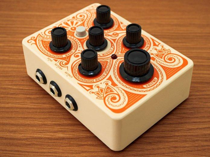Orange's Acoustic Pedal