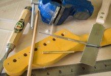 DIY Workshop Snapped Screw Repair