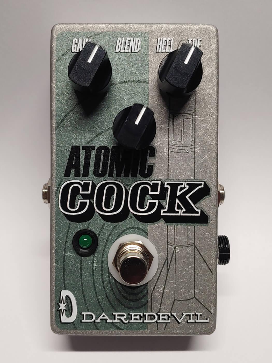 Daredevil Atomic Clock