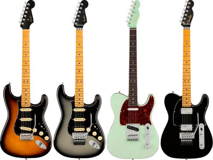 Fender American Ultra Luxe