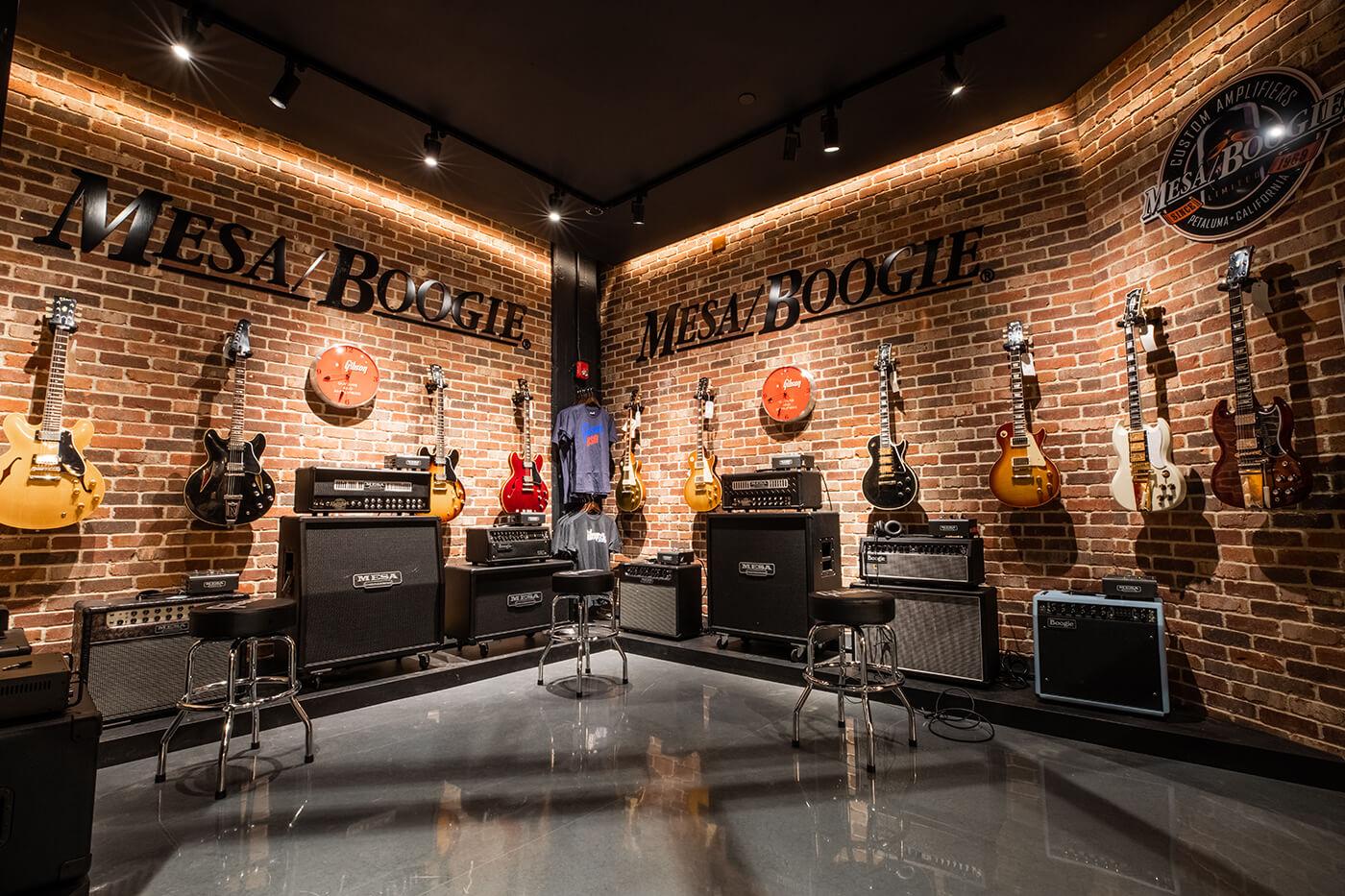Gibson Garage