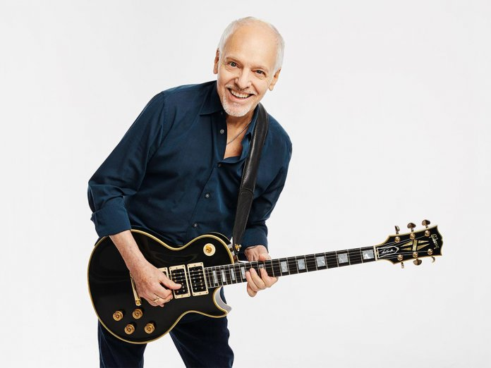 Gibson Peter Frampton Phenix Les Paul Custom VOS