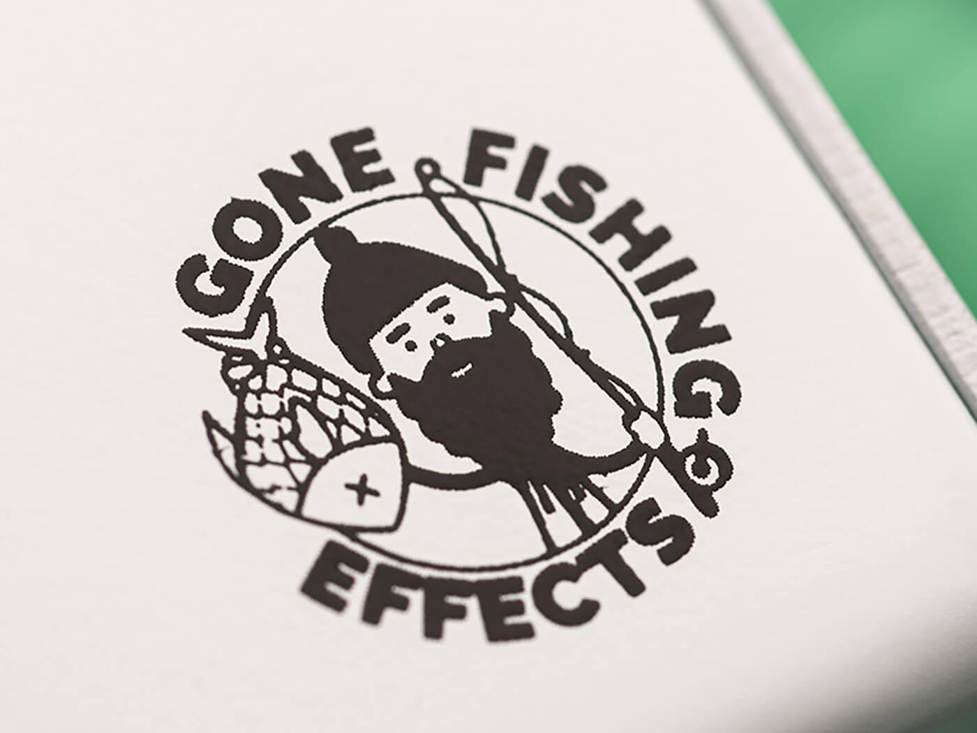 Gone Fishing Effects Simon Neil Booooom / Blast