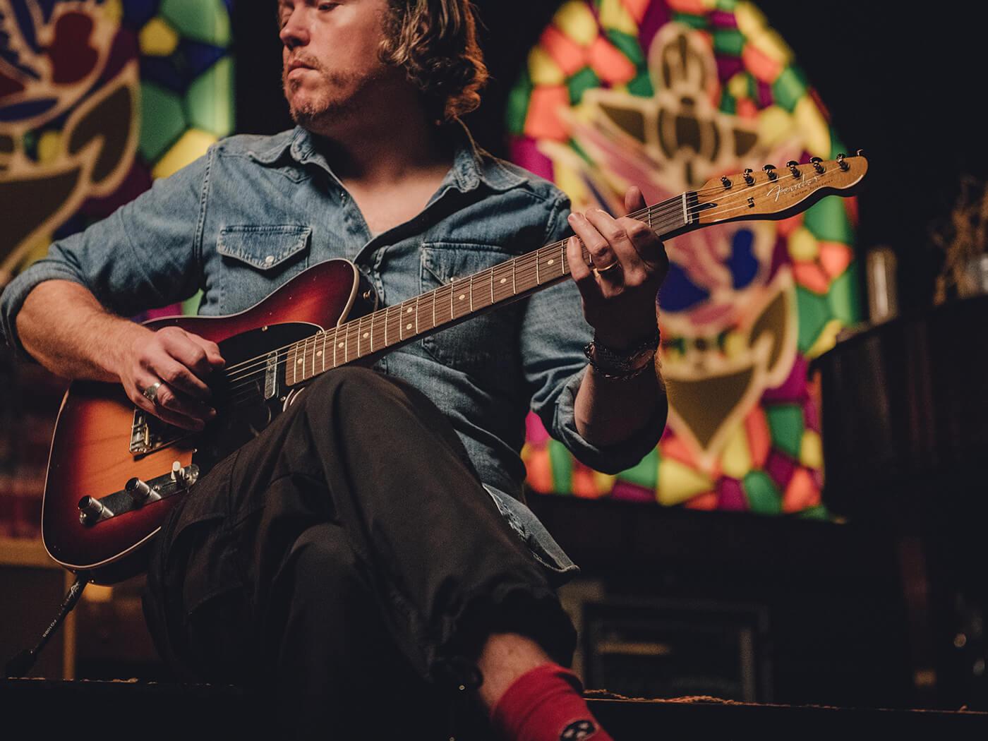 Jason Isbell's Fender Telecaster
