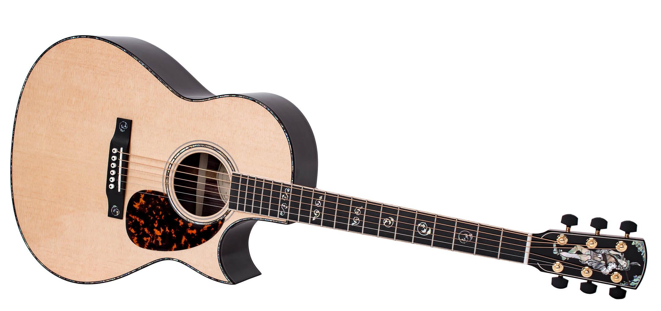 Larrivée Guitars C-10 Custom