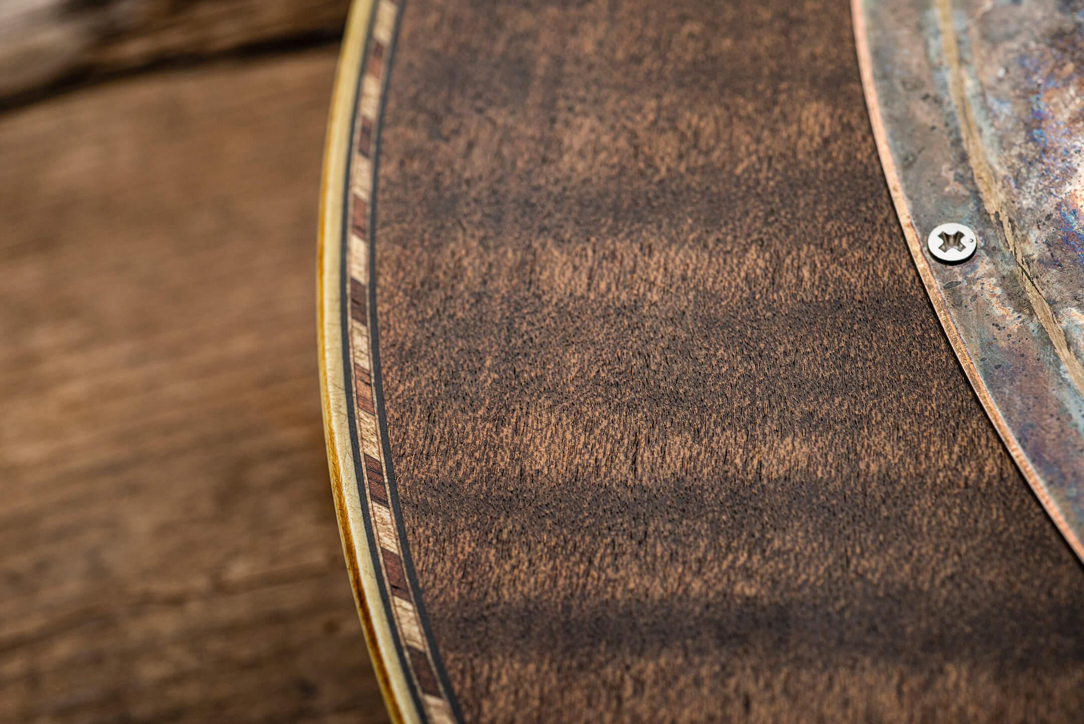Mule Resophonic Guitars Mavis