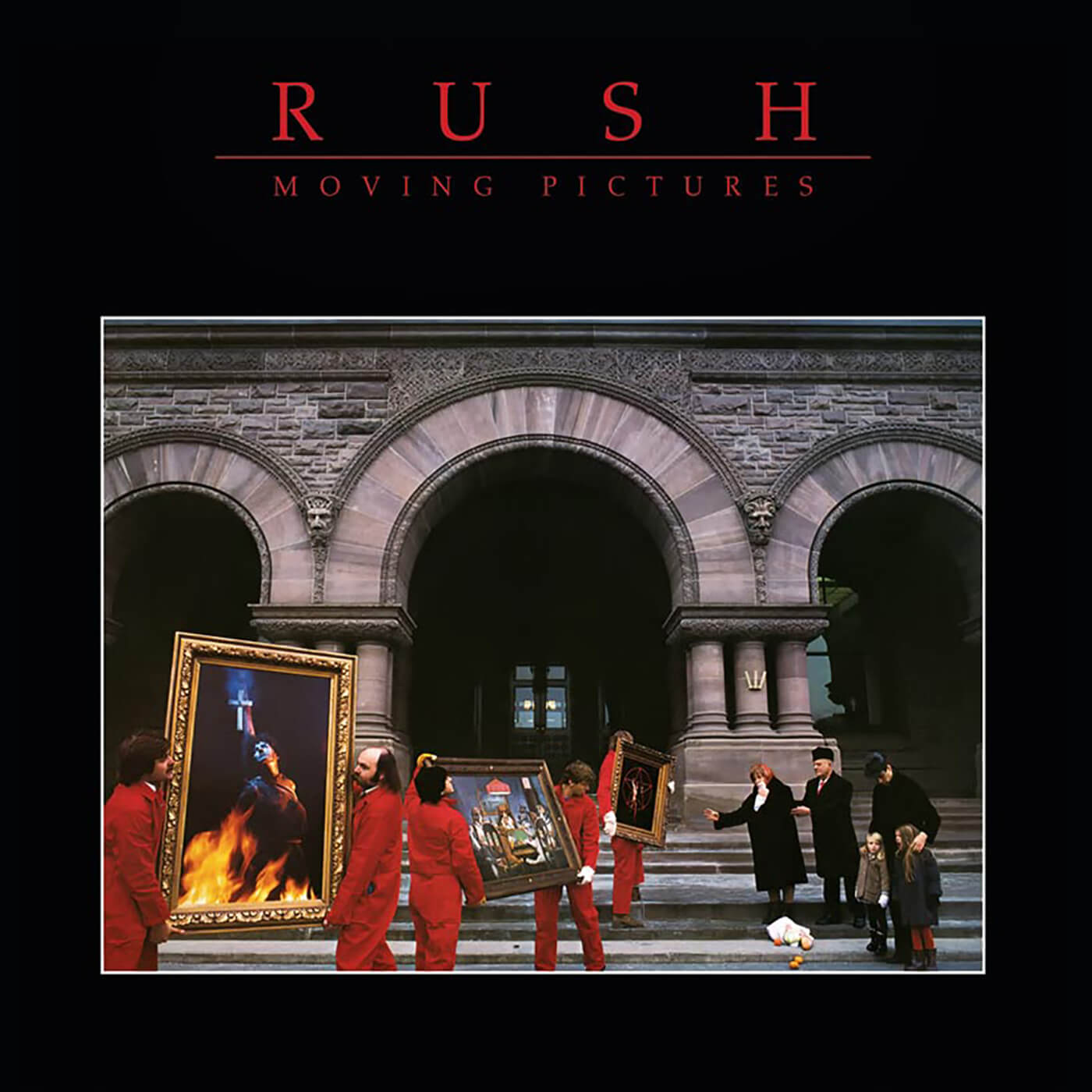 Rush - Moving Images