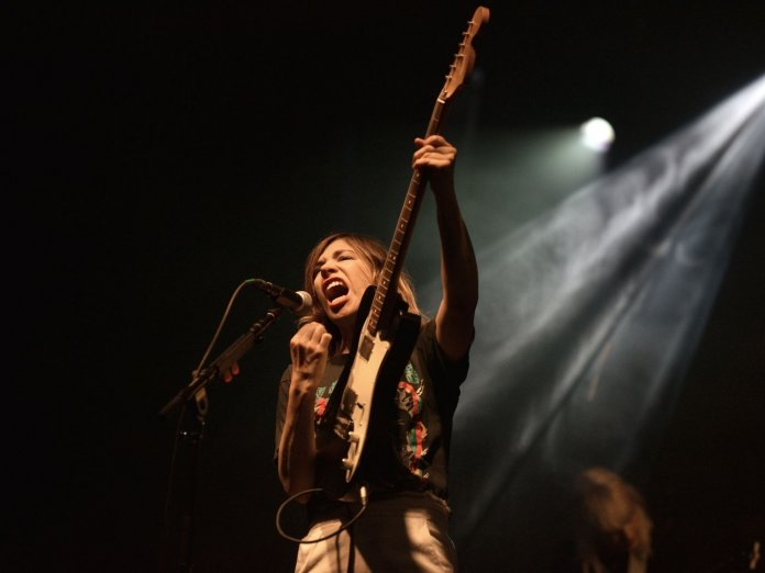 Sleater-Kinney New album Carrie Brownstein Corrin Tucker Path of Wellness Worry With You New Single Music video