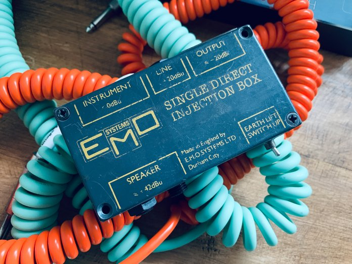 Ssytems EMO DI Box