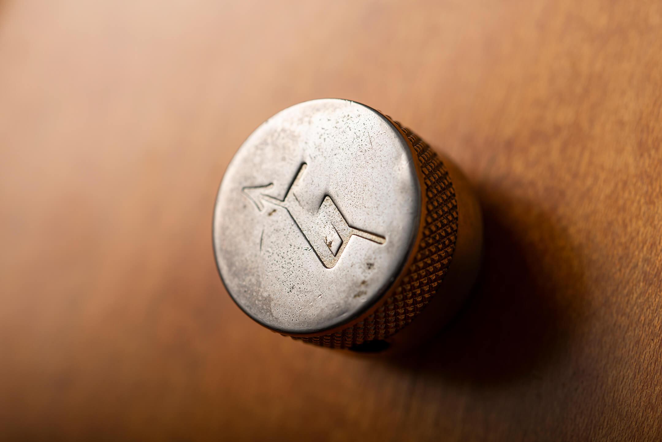 Vintage Gretsch G-Arrow Knobs