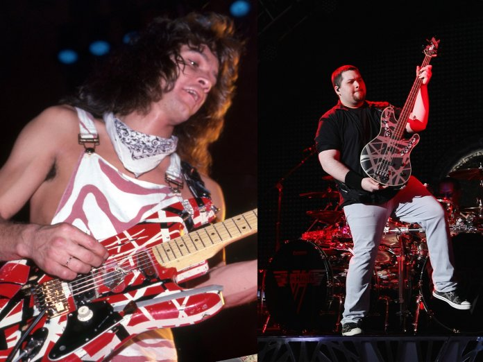 Eddie Van Halen / Wolfgang