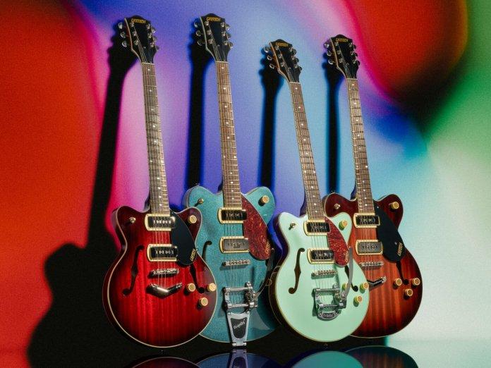 New Gretsch Guitars