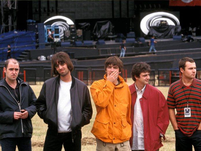 Oasis 1996