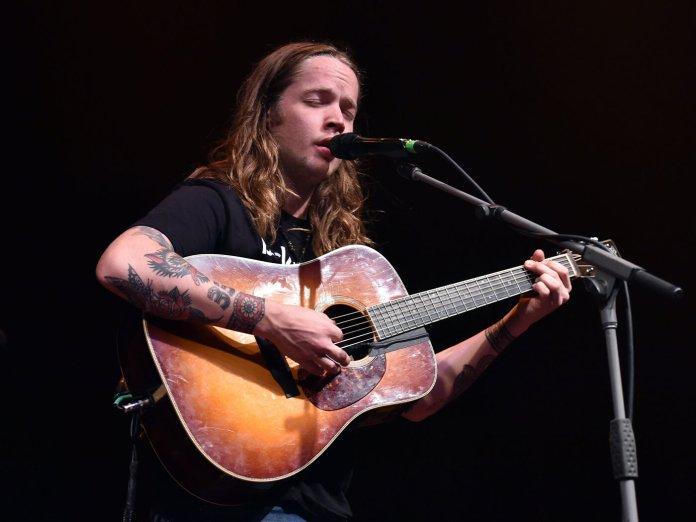 Billy Strings onstage