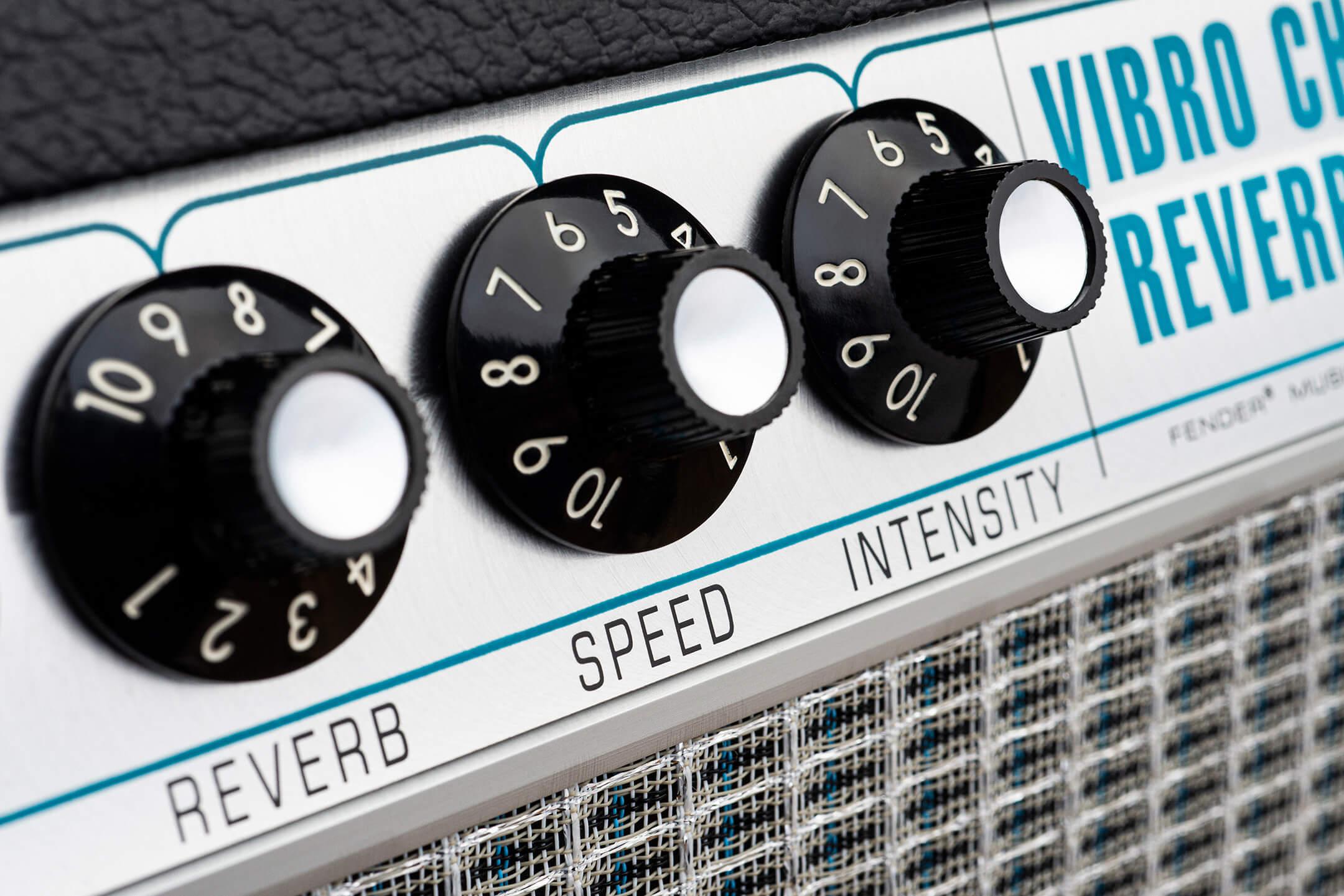 Fender Vibro Champ Reverb