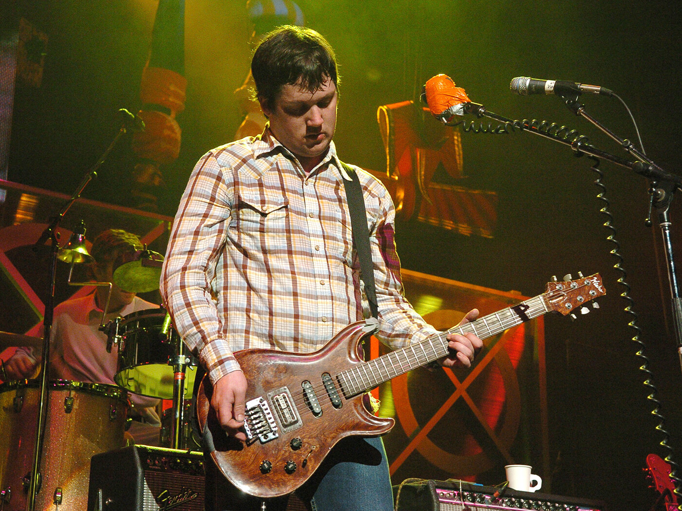 Issac Brock of Modest Mouse