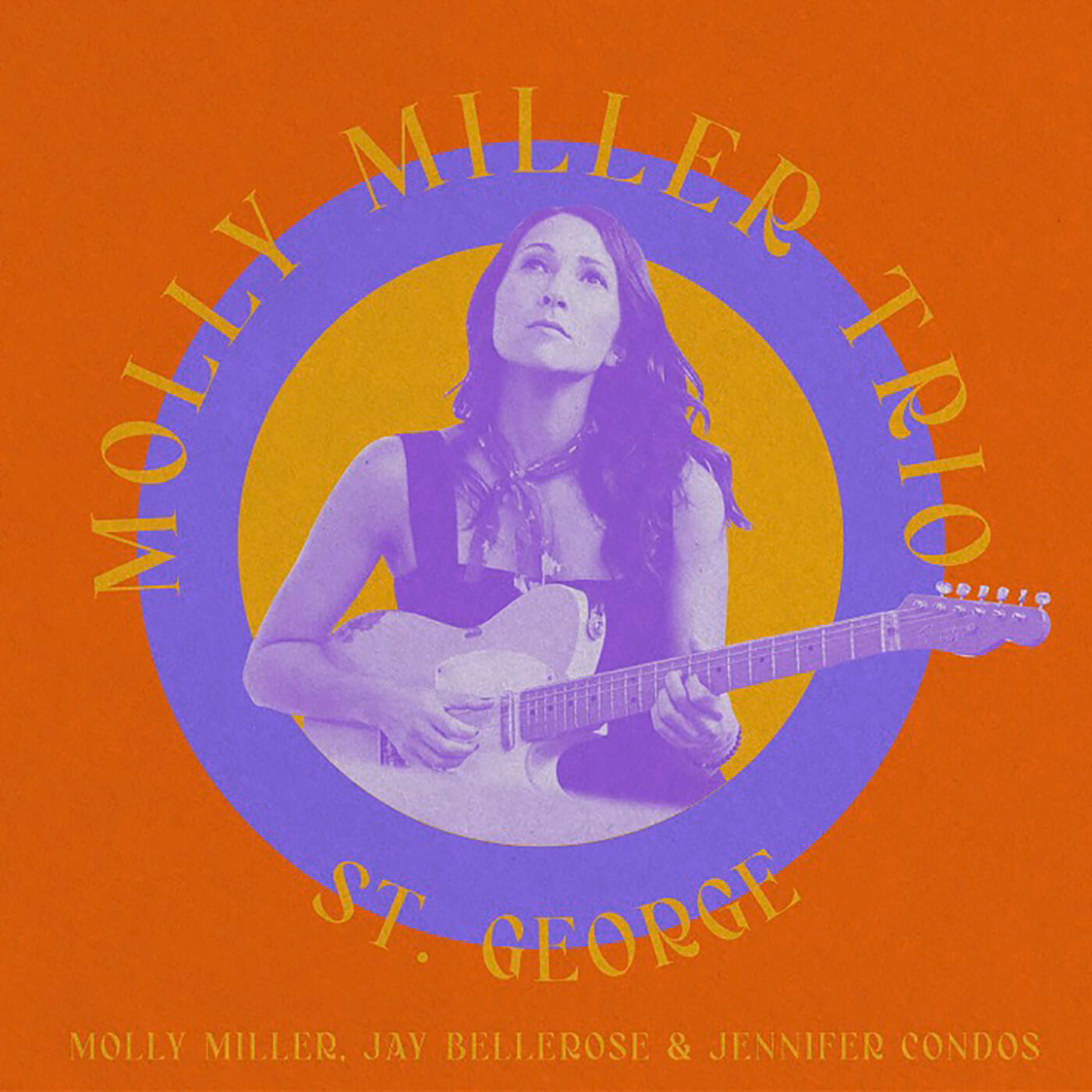 Molly Miller Trio - St. George