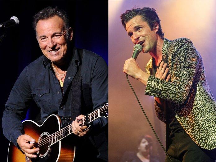 Bruce Springsteen / Brandon Flowers