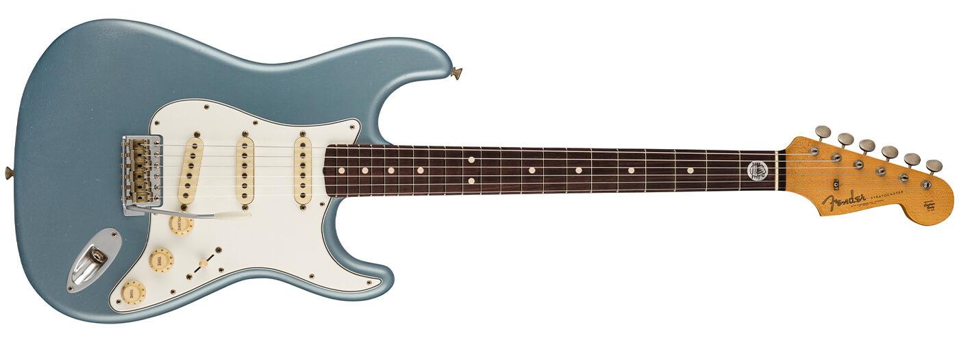 Fender Custom Shop student-model-inspired guitars