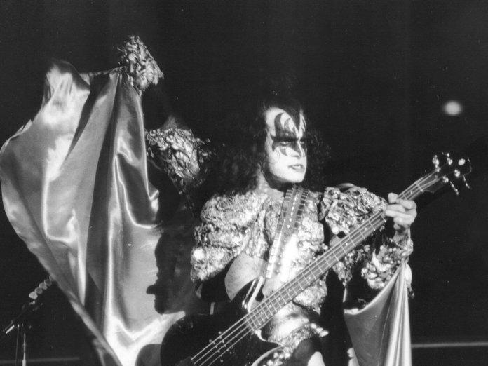 Kiss' Gene Simmons