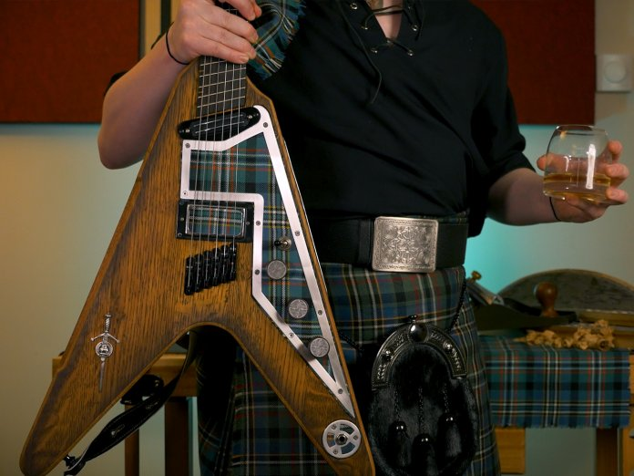 GGBO Colin CS Guitars