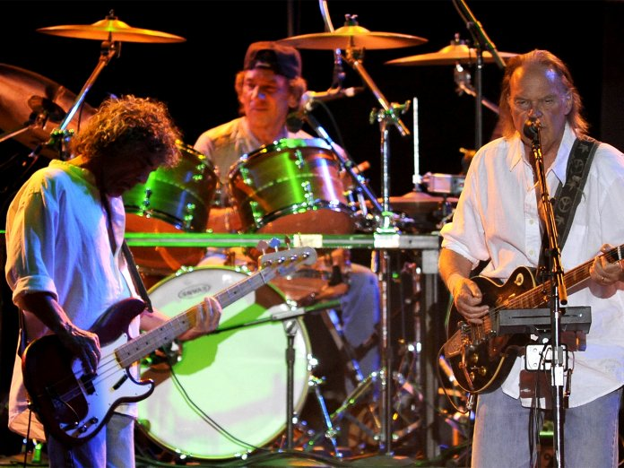 Neil Young and Crazy Horse