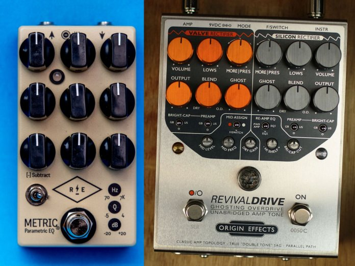 Revival Electric, Origin Effects