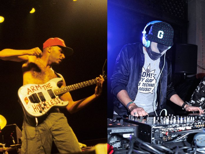 Tom Morello / The Bloody Beetroots