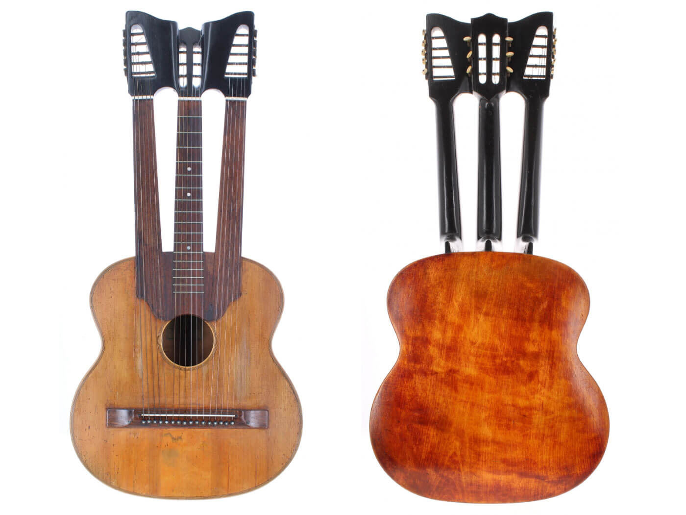 Gardiner Houlgate Three Neck Acoustic