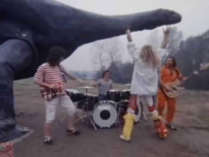 Van Halen Retro TV Clip