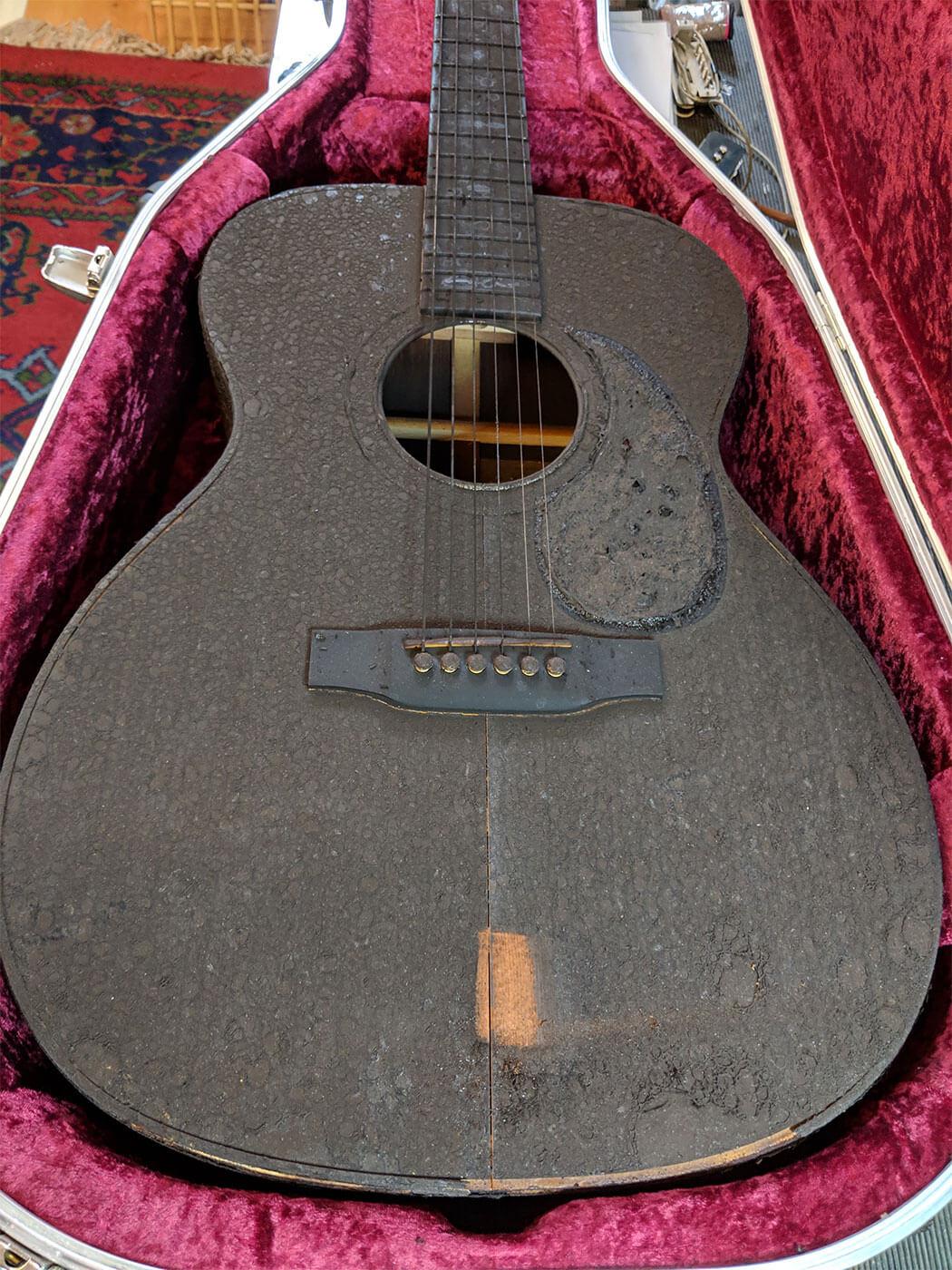 Monty's Guitar Restoration