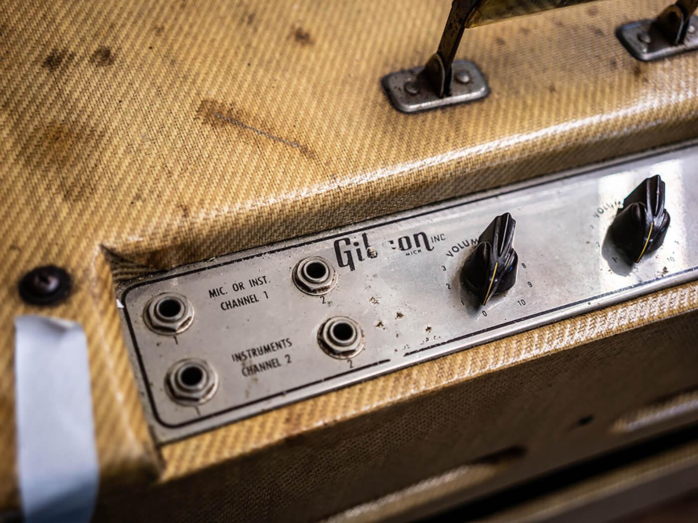 Bernie Marsden's Vintage Amps