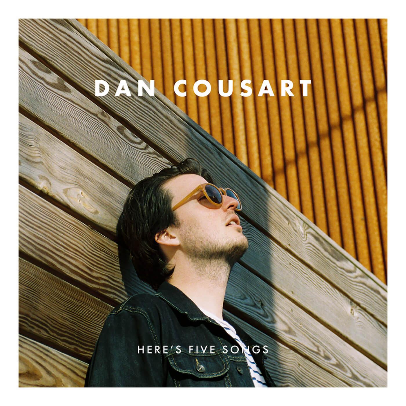 Dan Cousart - Here's Five Songs