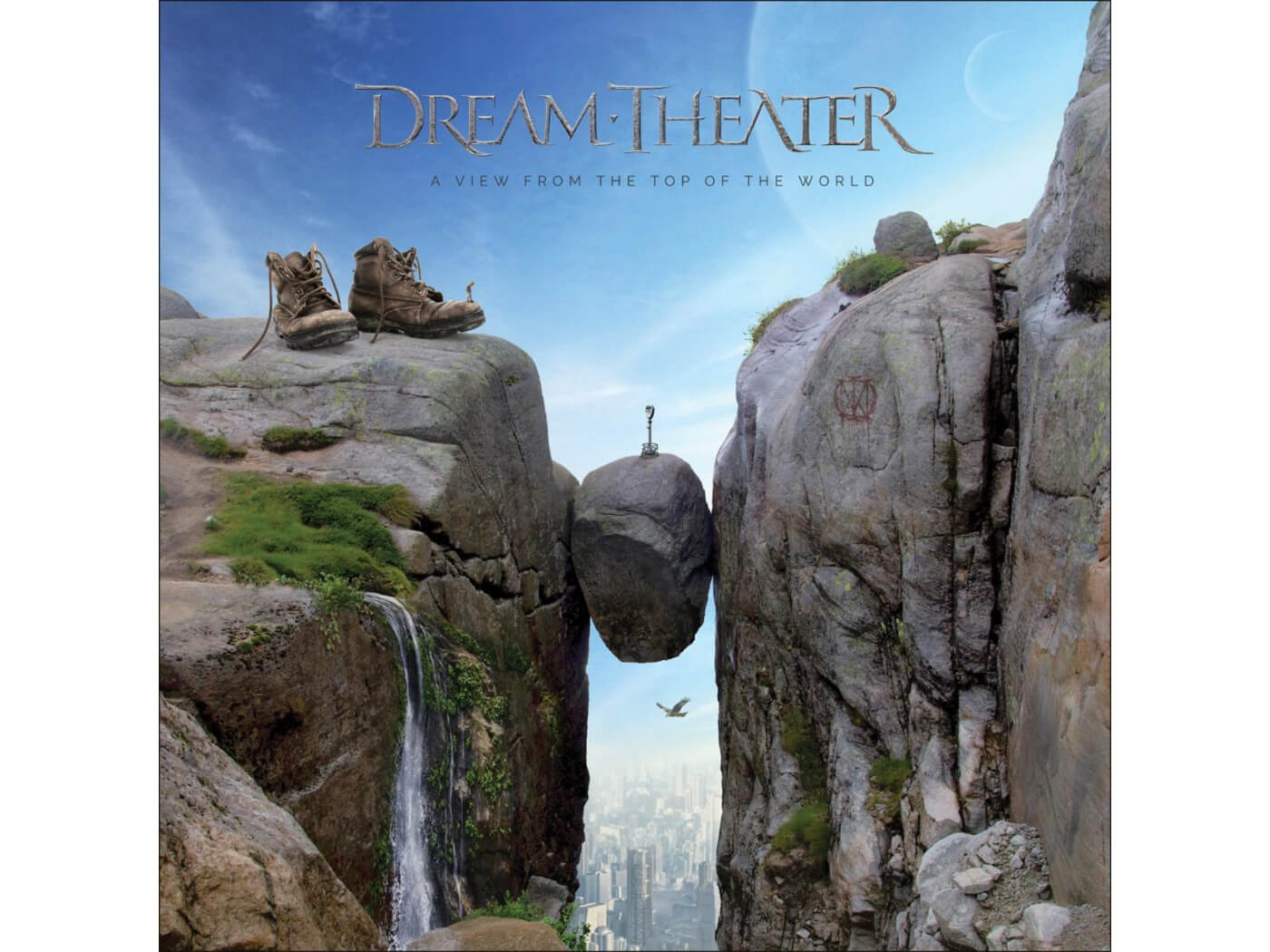 Dream Theater – A View From The Top Of The World